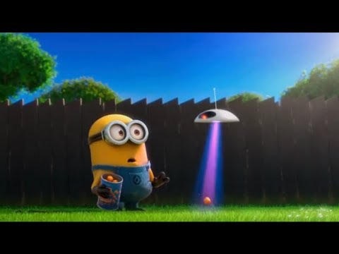 【ミニオン】Puppy – Minions Short Movies 2014